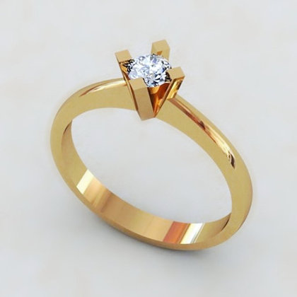 Engagement ring-R/507